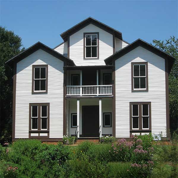 George Elias Nissen House, Covington Foundation grantee