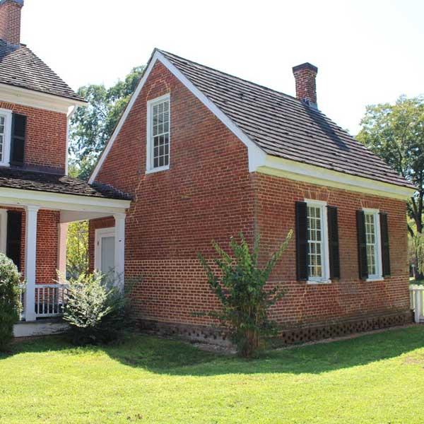 JOHN WHEELER HOUSE