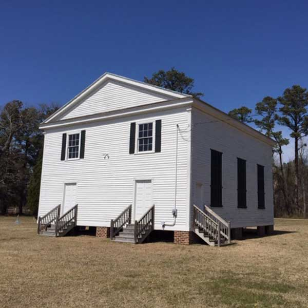 Rehoboth Church grant for window restoration